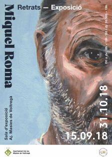 Retrats - Miquel Roma