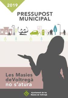Pressupost Municipal 2019