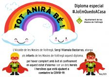 Diploma Infants COVID-19